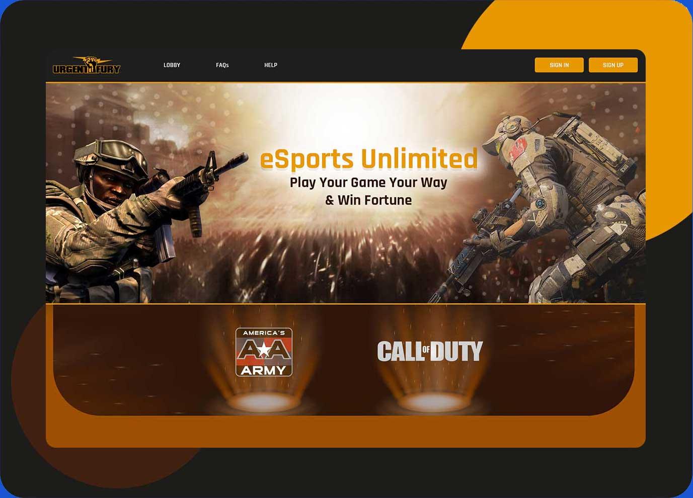 eSports Platform
