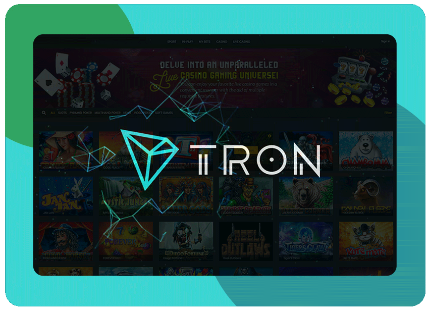 TRON Lottery Game Software Development