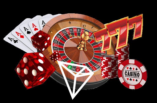 Tron Casino Development