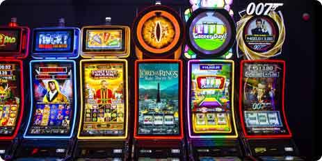 TRON Slot Games