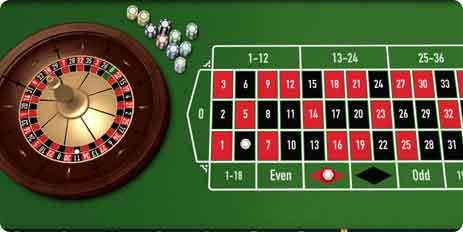 TRON Roulette Games