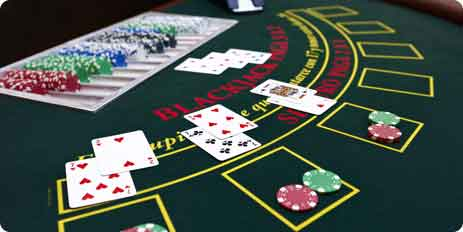 TRON Blackjack Games