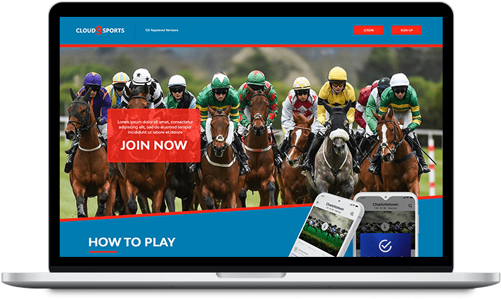Horse Racing Software