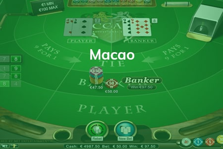 Macao Baccarat Game Variations