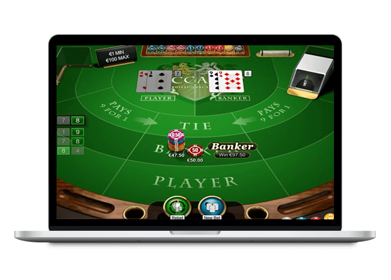 Baccarat Software System