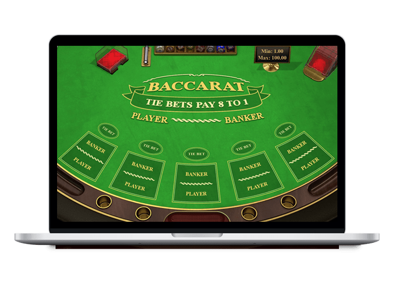 Baccarat Simulation Software