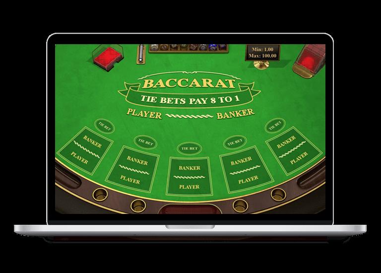 Baccarat Simulation Software