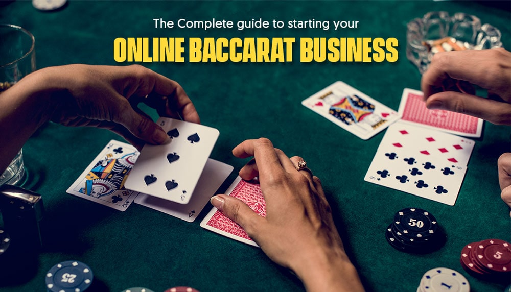 Online Baccarat Business