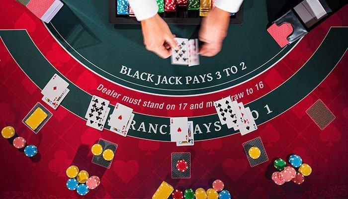 Glossary of blackjack terms