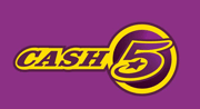 Cash 5 Online Lottery Game