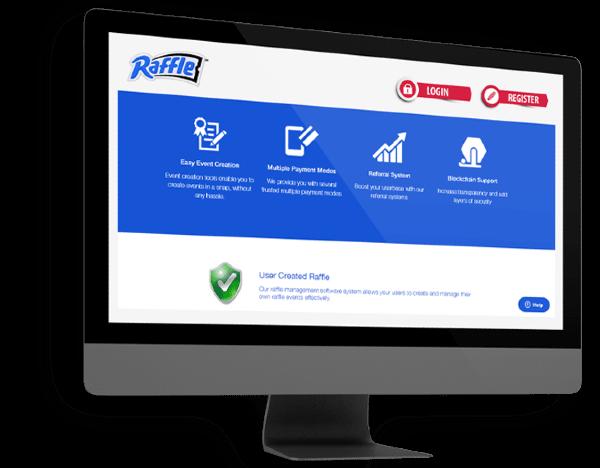 Raffle Management Software