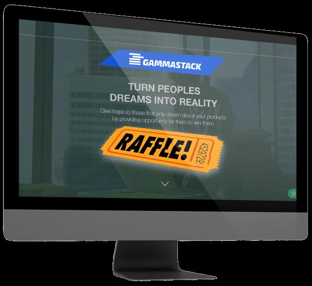 Reverse Raffle Software