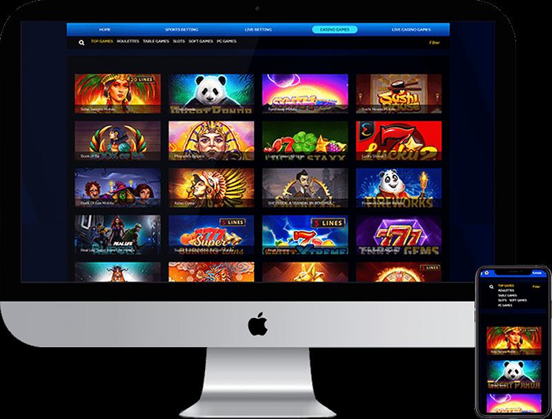online casino software solution