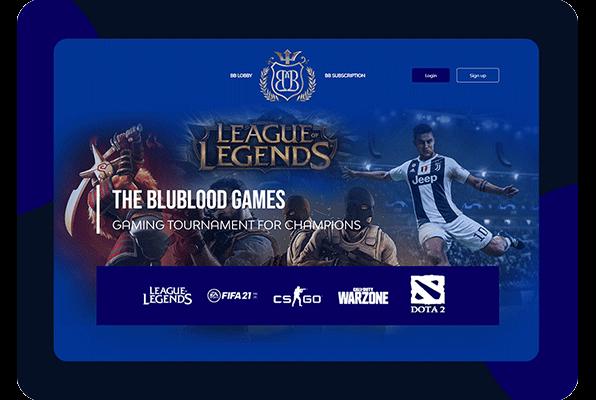 eSports Tournament Platform