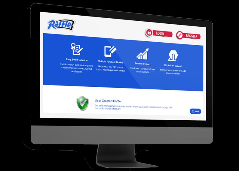 Online Raffle Software