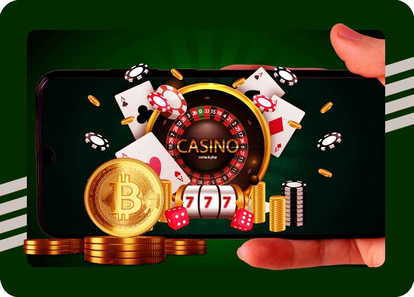 Crypto Online Casino Software