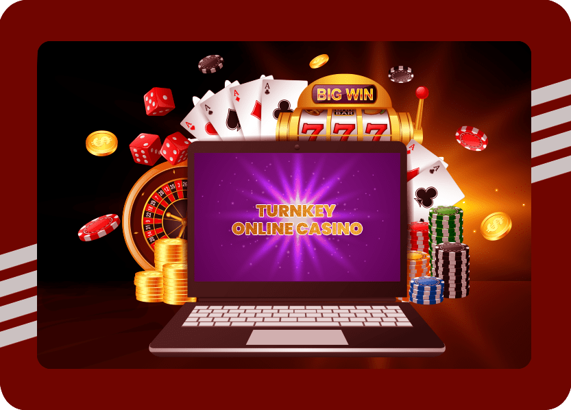 Turnkey Online Casino Software