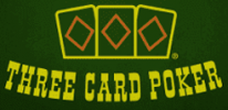 Live Three Card Poker Online Casino Game